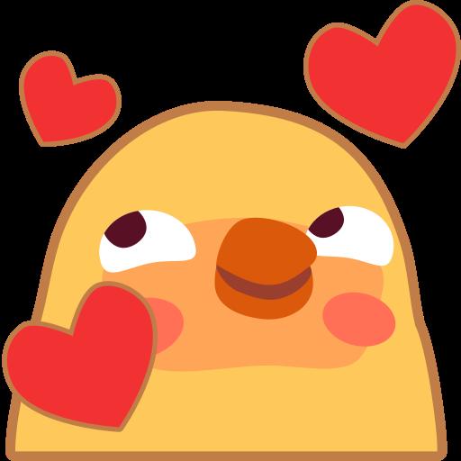 :chick_love_blush: